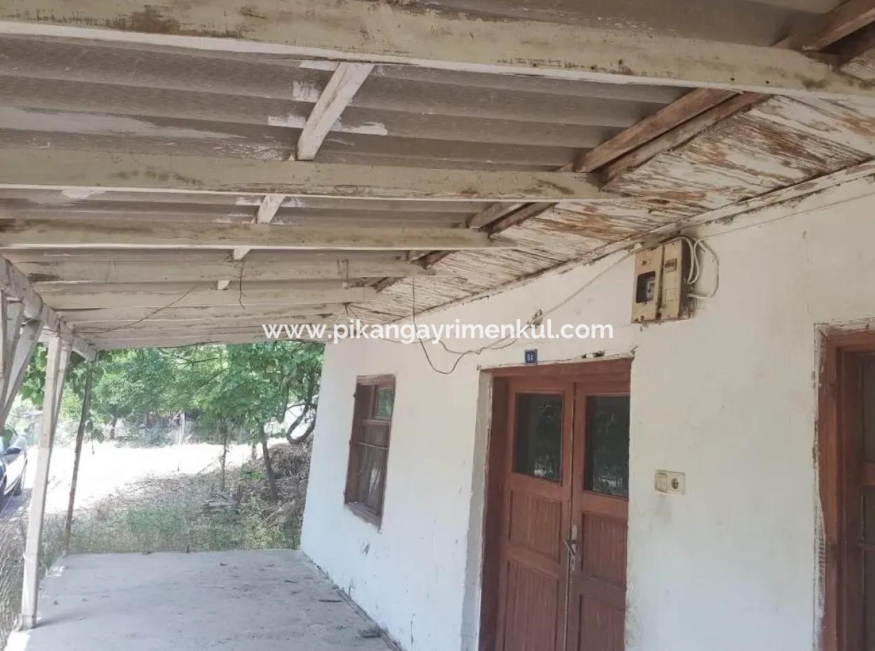 Dorf Haus Zum Verkauf In Koycegiz Entzündung