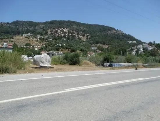 409 M2 Kommerziellen Gezonten Land Zum Verkauf In Sarigerme, Oriya