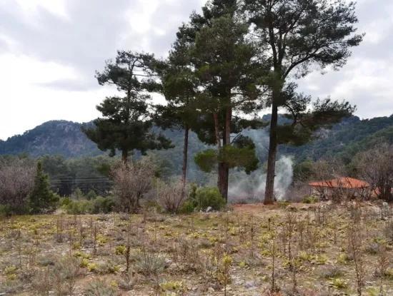 Zum Verkauf Schnäppchen Land In Fethiye Ta Sty
