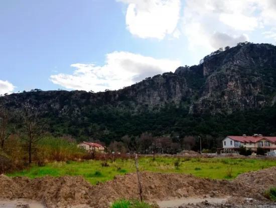 Tourismus-Zonen Grundstücke Zum Verkauf In Dalyan, Nahe Dem Kanal