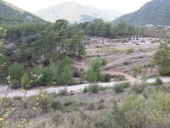 937 M2 Grundstück Zum Verkauf In Fethiye Kızılbel