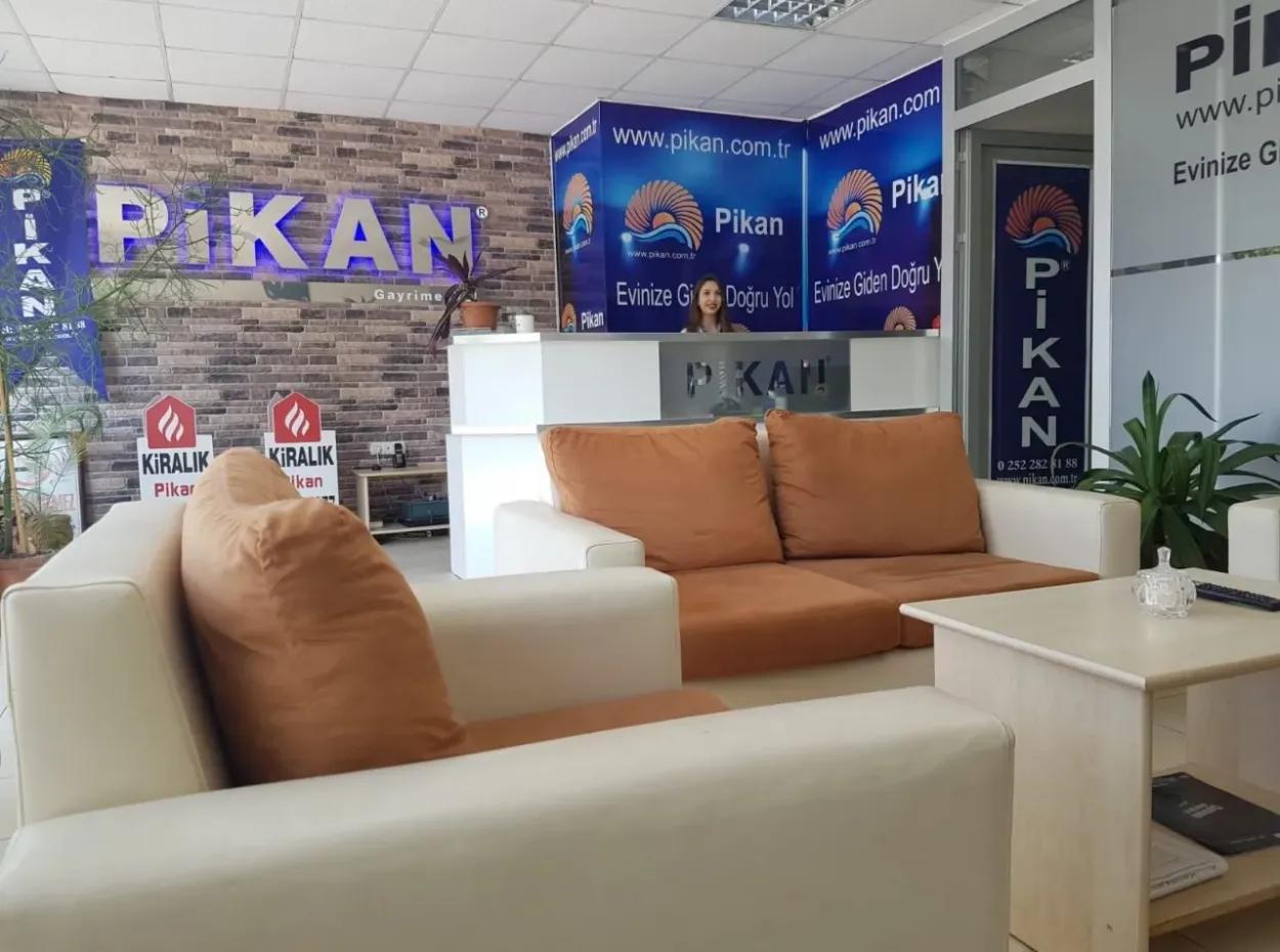 Pikan-Immobilien. Ortaca, Dalyan, Dalaman, Koycegiz Real Estate Ads.