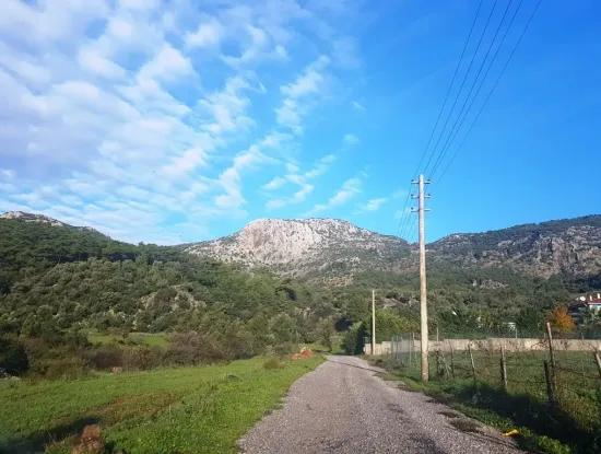 620 M2 Land For Sale In Sarigerme
