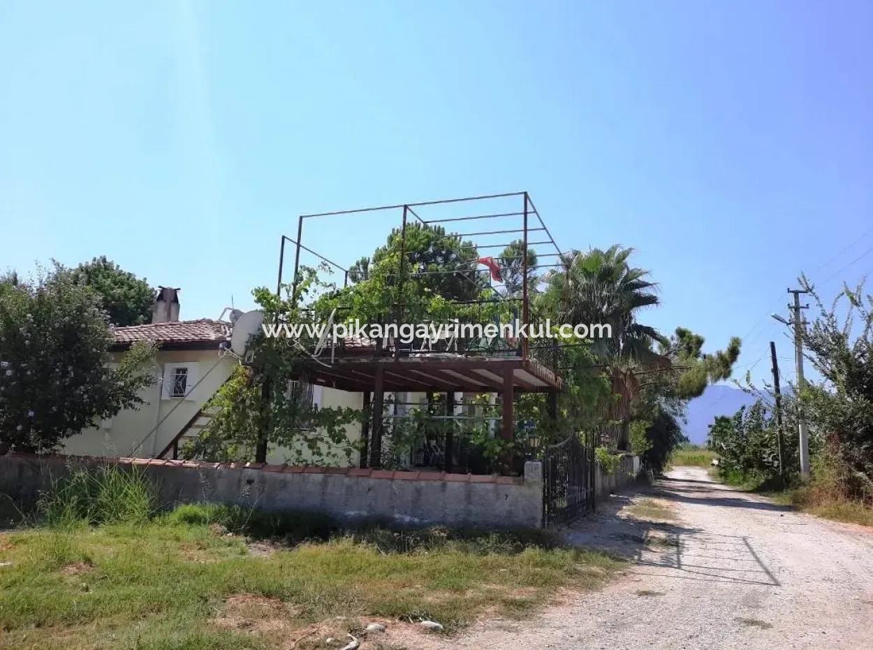 Dalyan Okçularda Satılık Kelepir Arsa