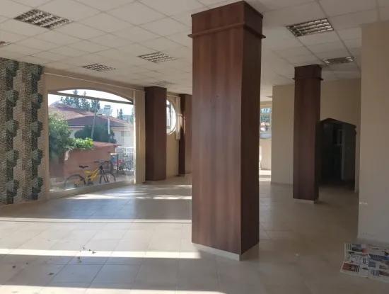 Ortaca Dalyan Anayol Kenarında Köşe Başı 120 M2 Kiralık Dükkan