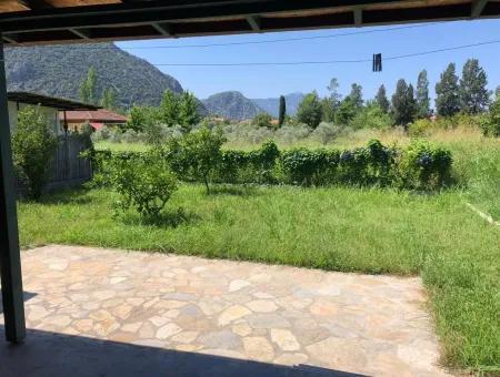 Muğla Dalyan Da Satılık Müstakil Ev, 120 M2