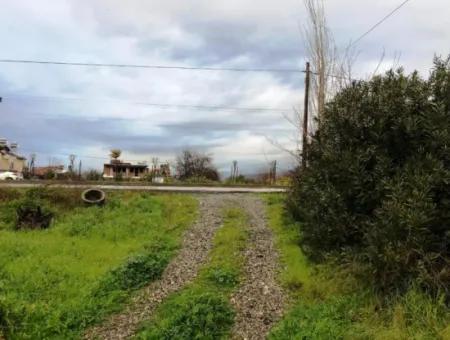 Ortaca Okçularda Satılık Kelepir Yatırıma Uygun Arsa Satılık Veya Takas