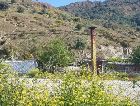 Ortaca Da 1312 M2 Kelepir Ticari İmarlı Arsa Satılık