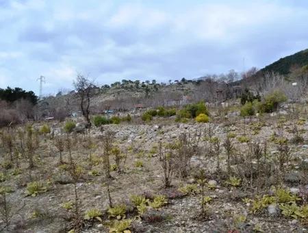 Fethiye Arpacık Ta Satılık Kelepir Arazi